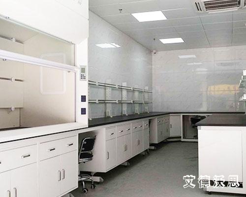 食品检测中心betway必威官网通风柜和地板